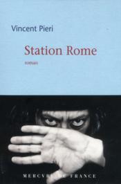 Station Rome - Couverture - Format classique