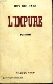 L'Impure. - Couverture - Format classique