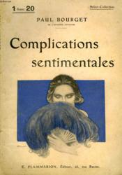 Complications Sentimentales. Collection : Select Collection N° 144 - Couverture - Format classique