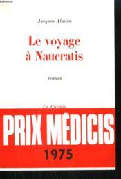 Le Voyage A Naucratis. - Couverture - Format classique