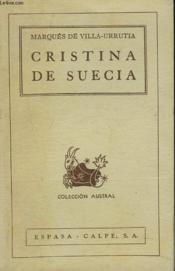 Cristina De Suecia - Couverture - Format classique