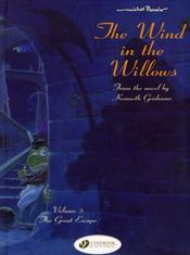 Vente livre :  The wind in the willows t.3 ; the great escape  - Michel Plessix