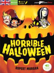 Vente livre :  Horrible Halloween  - Rupert Morgan