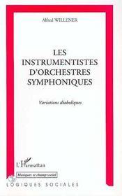 Les Instrumentistes D'Orchestres Symphoniques : Variations Diaboliques - Intérieur - Format classique