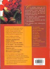 Aliments Alimentation Et Sante Questionsreponses 2e Edition - 4ème de couverture - Format classique