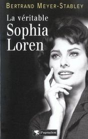 La veritable sophia loren - Intérieur - Format classique