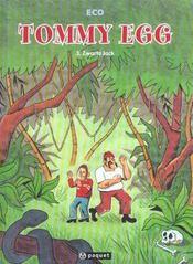 Tommy Egg T3 Zwarte Jack - Intérieur - Format classique