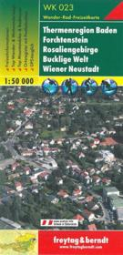 Rosaliengebirge-Thermenregion - Couverture - Format classique