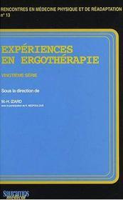 Experiences en ergotherapie 20eme serie - Intérieur - Format classique
