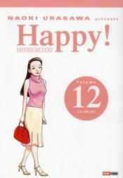 Happy ! t.12 - Couverture - Format classique