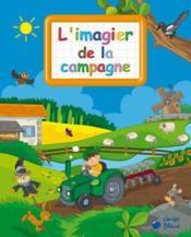L'imagier de la campagne - Couverture - Format classique