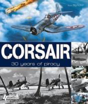 Corsair ; 30 years of piracy, 1940-1970 - Couverture - Format classique