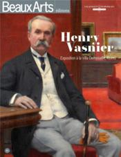 Henry Vasnier, exposition à la Villa Demoiselle, Reims  - Collectif