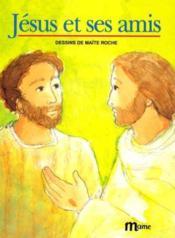 Jesus et ses amis - Couverture - Format classique