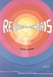 Réussir en français, BEP, tome 1 - Couverture - Format classique