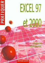 Pratiquer excel 97 et 2000 - Intérieur - Format classique