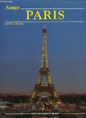 Aimer paris - Couverture - Format classique