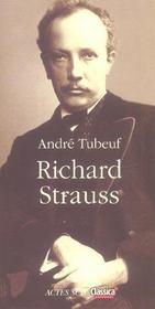 Richard Strauss Ou Le Voyageur Et Son Ombre - Intérieur - Format classique