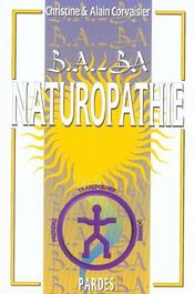 Naturopathie - Intérieur - Format classique