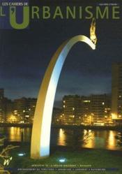 Les Cahiers De L'Urbanisme N.59/60 - Couverture - Format classique