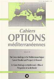 The genus medicago in the mediterranean - Couverture - Format classique