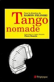 Tango nomade - Couverture - Format classique