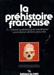 La Préhistoire française. - Intérieur - Format classique