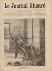 Journal Illustre (Le) N°7 du 12/02/1882 - Couverture - Format classique