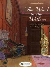Vente livre :  The wind in the willows t.4 ; panic at toad hal  - Michel Plessix