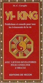 Yi King Coffret Livre + 3 Jetons - Couverture - Format classique