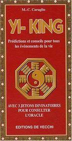 Yi King Coffret Livre + 3 Jetons - Intérieur - Format classique