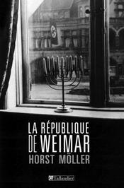 Republique De Weimar - Intérieur - Format classique