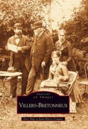 Villers-bretonneux - Couverture - Format classique
