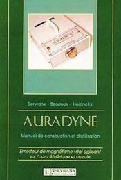 Auradyne - Emetteur Magnetisme Vital - Couverture - Format classique