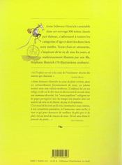 Du coq à l'âne ; poèmes et comptines - 4ème de couverture - Format classique