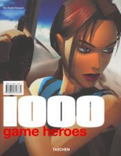Mi-1000 Game Heroes - Couverture - Format classique