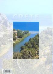 Crete Au Carrefour De 3 Continents - 4ème de couverture - Format classique