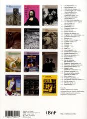 Revue De La Bibliotheque Nationale De France N.42 ; Revue De La Bibliotheque Nationale De France T.42 - 4ème de couverture - Format classique