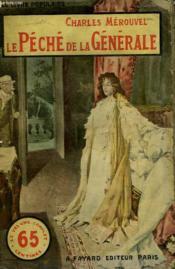 Le Peche De La Generale. Collection Le Livre Populaire. - Couverture - Format classique
