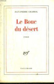 Le Bouc Du Desert. - Couverture - Format classique