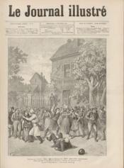 Journal Illustre (Le) N°8 du 19/02/1882 - Couverture - Format classique