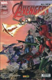 Vente livre :  ALL-NEW AVENGERS N.3  - Collectif