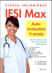 Vente livre :  Etudes infirmieres autoevaluation 2e annee...  - Jeanmo Prudhomme C. - Chantal Jeanmougin - Jeanmougin/Prudhomme