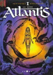 Atlantis t.1 ; la sheb - Couverture - Format classique