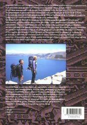 Les Andes, Du Pacifique A L'Amazonie - 4ème de couverture - Format classique
