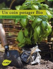 Un coin potager bio - Intérieur - Format classique