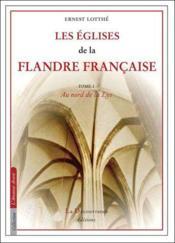 Les Eglises De La Flandre Francaise - Couverture - Format classique