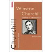 Churchill Enfance Et Adolescence - Couverture - Format classique