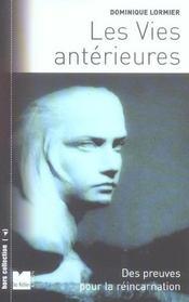 Les Vies Anterieures - Intérieur - Format classique