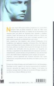 Les Vies Anterieures - 4ème de couverture - Format classique